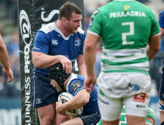 Leinster book home Pro12 playoff after 31-point win over Treviso
