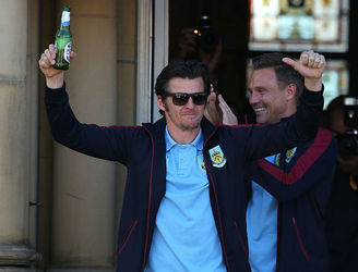 Joey Barton suffers medal snub after administrative mix-up