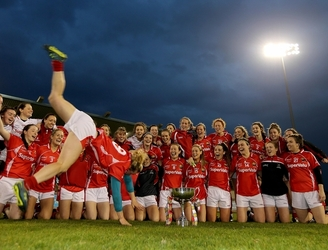 Cork Ladies seal new kit deal worth up to €60,000