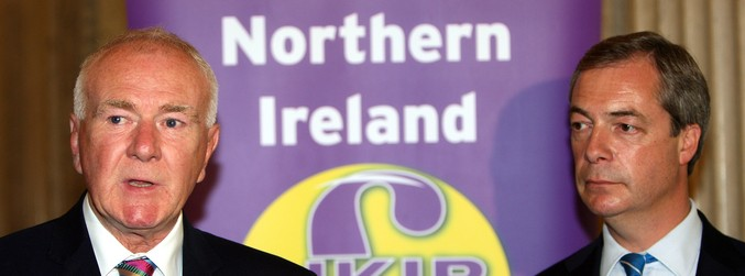 David McNarry, UKIP, Border, Ireland, Northern Ireland, UK, GG, United Kingdom, Great Britain, Jihadists,