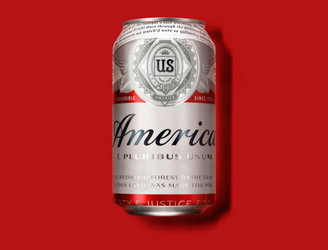 Budweiser to be renamed 'America'