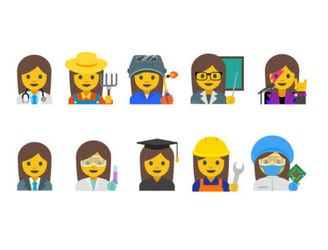 Google champions new women-led emojis for gender equality in the workplace
