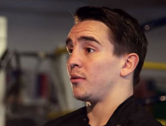 WATCH: Olympic boxing hopeful Michael Conlan talks about his love of the sport