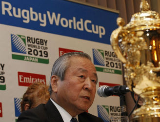 Draw for 2019 Rugby World Cup scheduled for next May