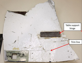 Plane debris from South Africa and Mauritius confirmed as being from missing MH370