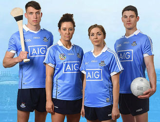 Dublin GAA release their new retro-inspired kit ahead of the 2016 Championship