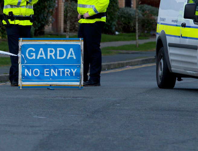 Tallaght, body, Dublin, gardai, Ellensborough Lodge, investigation