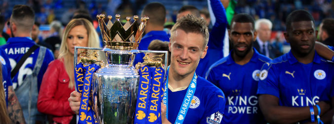 leicester, football, premier league, jamie vardy