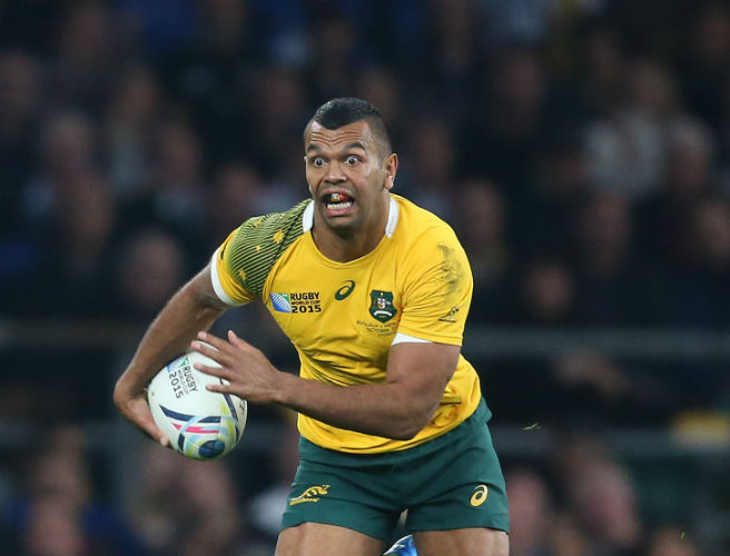Kurtley Beale, Australia