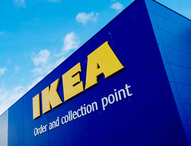 IKEA, Dublin, Ireland, outlet, Order and Collection Point, Carrickmines, Jack Jackson