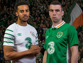 Ireland to begin European Championship campaign in home strip