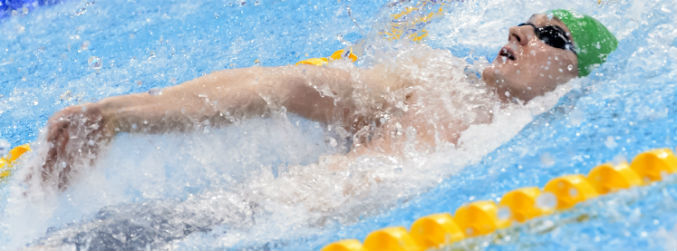 Shane Ryan finishes 8th in 100m backstroke final
