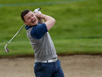GALLERY: Stars take to the course for Wednesday's Irish Open Pro-Am