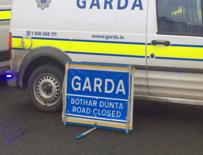 gardai, information, crash, cork, collision