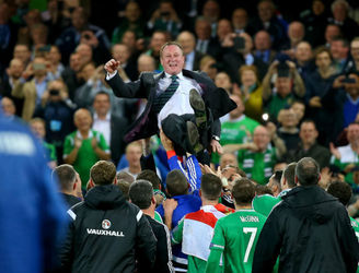 Northern Ireland name a 27-man squad ahead of Euro 2016