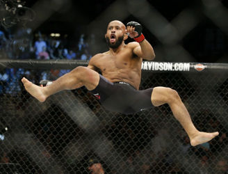 Demetrious Johnson set to defend flyweight title at UFC 201