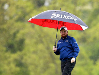 How is Shane Lowry feeling after Day 1 at the Irish Open?
