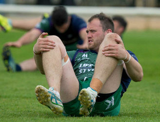 Eoin McKeon returns to Connacht team for Pro12 play-off