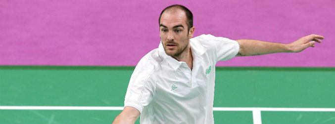 Irish badminton duo Scott Evans and Chloe Magee officially qualify for Olympics