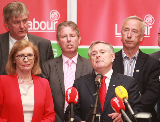 Labour Party, leader, Brendan Howlin, Willie Penrose, Alan Kelly,