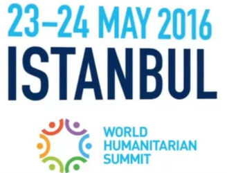 The first-ever World Humanitarian Summit