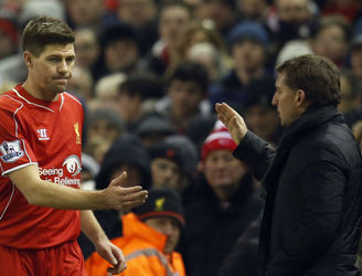 Brendan Rodgers reportedly wants Steven Gerrard to link up with him at Celtic