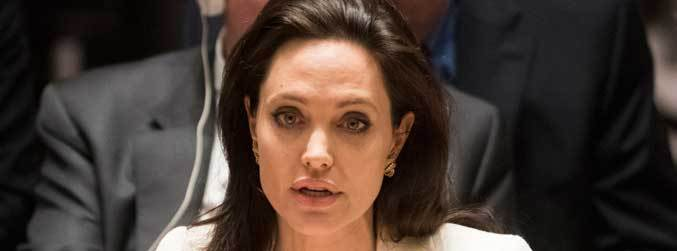 Angelina Jolie, visiting professor, London School of Economics, LSE, Centre for Women, Peace and Security