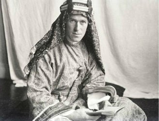 Lawrence of Arabia - The Irish Connection