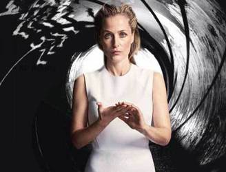 """The name is Bond. Jane Bond"" - Is Gillian Anderson the next 007?"