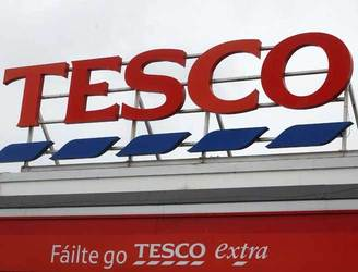 Tesco cancels Irish credit card offering
