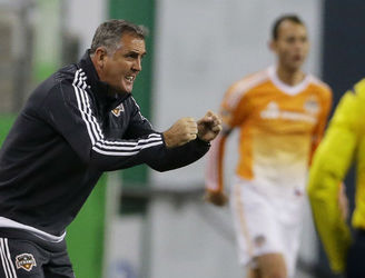 Owen Coyle leaves Houston Dynamo to return to his family in England