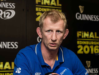 "Leo Cullen ""hopeful"" rather than ""confident"" Leinster can keep Jamie Heaslip"
