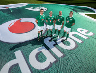 GALLERY: The new Ireland rugby jersey is launched at the Aviva Stadium