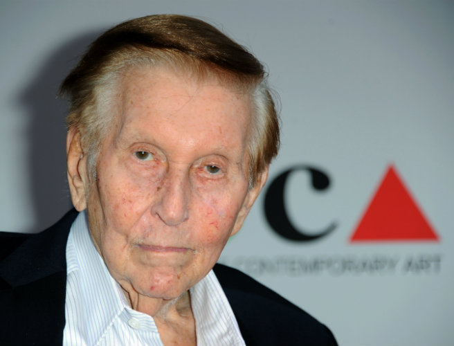 Viacom board members fight against 93-year old boss who they say is not capable of leading