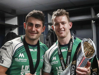 Connacht duo among four replacements in Ireland's tour squad to South Africa