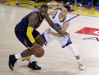 Mike Carlson: Will the NBA Finals be Golden State vs Cleveland or Steph vs LeBron?