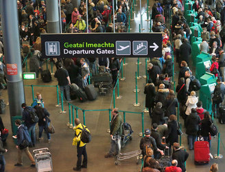 Dublin Airport to handle over 355,000 passengers this weekend