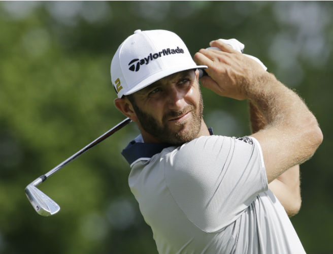 Dustin Johnson closing in on number one spot