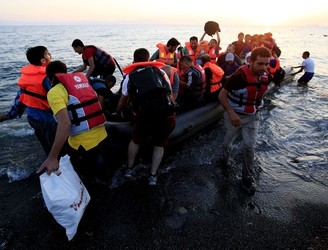 10,000 people have died trying to cross the Mediterranean since 2014