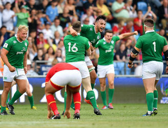 Ireland U20s produce phenomenal comeback to snatch one-point victory over Wales