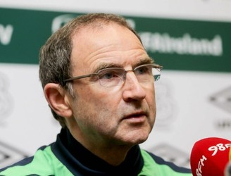 WATCH: Martin O'Neill admits Jon Walters is a major doubt for Ireland's Belgium clash