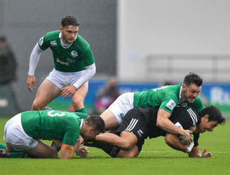 GALLERY: Outstanding Ireland take down New Zealand at World Rugby U20 Championships