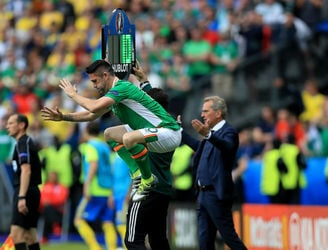 Robbie Keane: Ireland would have deserved a win against Sweden