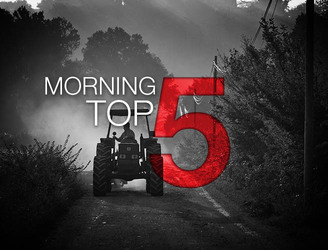 Morning top 5: Lille clashes, Philip Cairns investigation and Enda Kenny in Britain