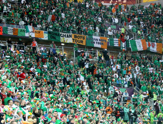 Fun-loving Irish fans at Euro 2016 could boost tourism