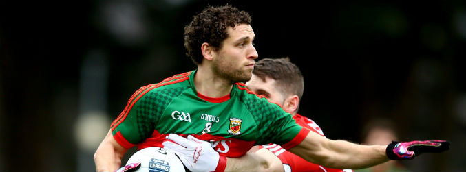 Tom Parsons the only change as Mayo prepare for Galway