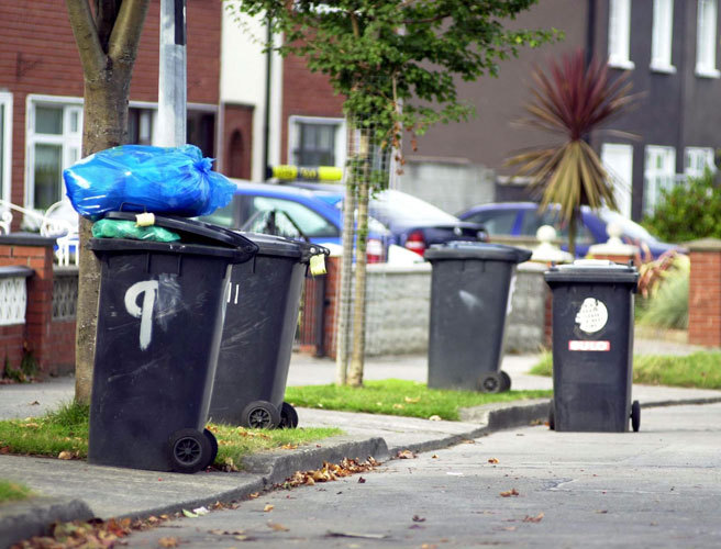 Bin charges, household waste, green bin, Simon Coveney, representatives, bin collection,