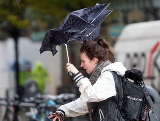 Thursday's weather: Rain and drizzle are on the way