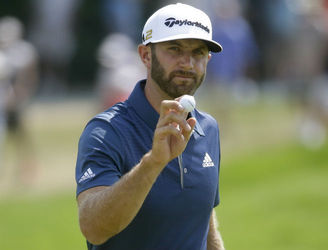 Charting Dustin Johnson's rise to world number one