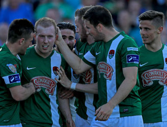 Cork City to meet Linfield in the Europa League